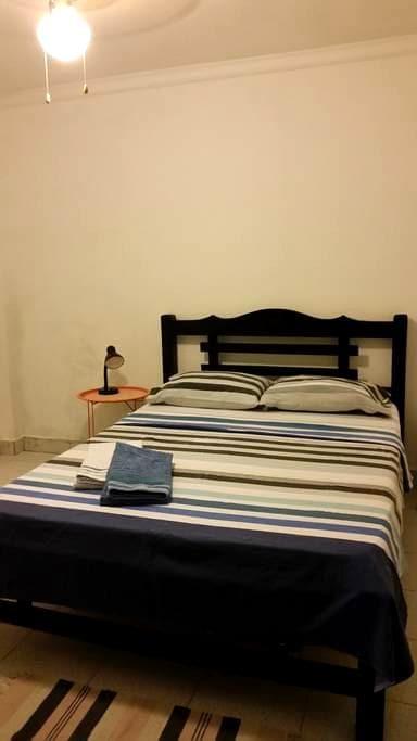 DOUBLE ROOM PRIVATE BATH, KITCHEN, WASHING MACHINE - Cartagena - Haus