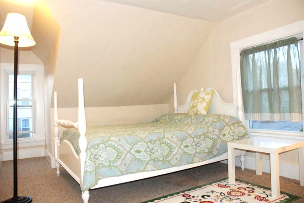 Peaceful room in Victorian house - Marlborough - Bed & Breakfast