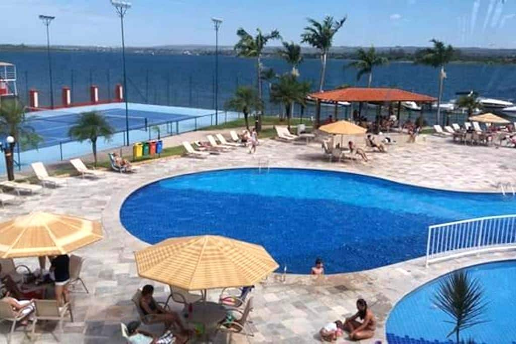 Premier Residence 50m2 - Brasília - Huoneisto