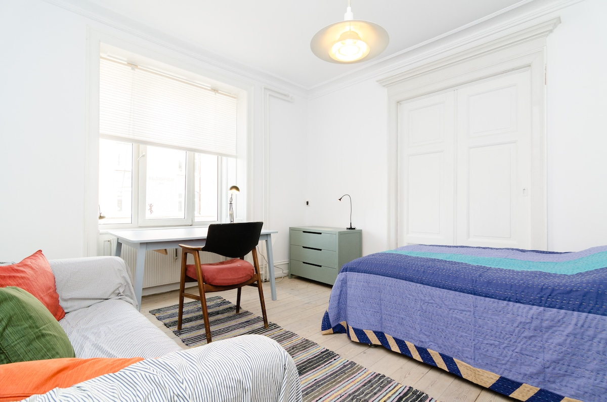 Nice clean room, central Cph N (1)