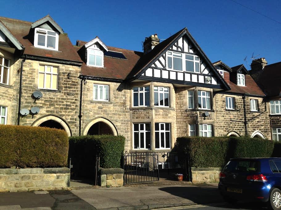Self-contained flat for one guest - Harrogate - Leilighet