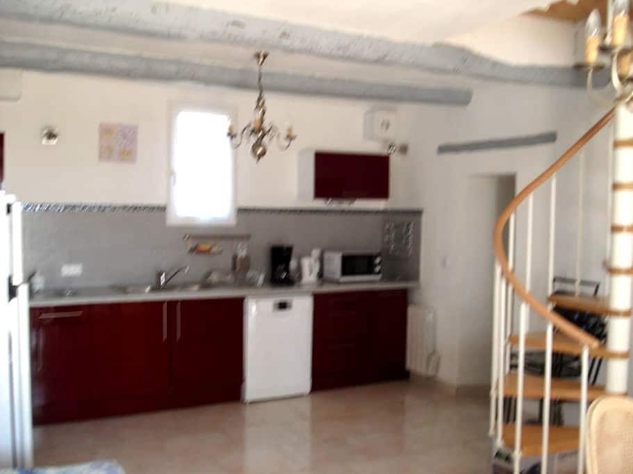 jamaique 1 - Villes-sur-Auzon - House