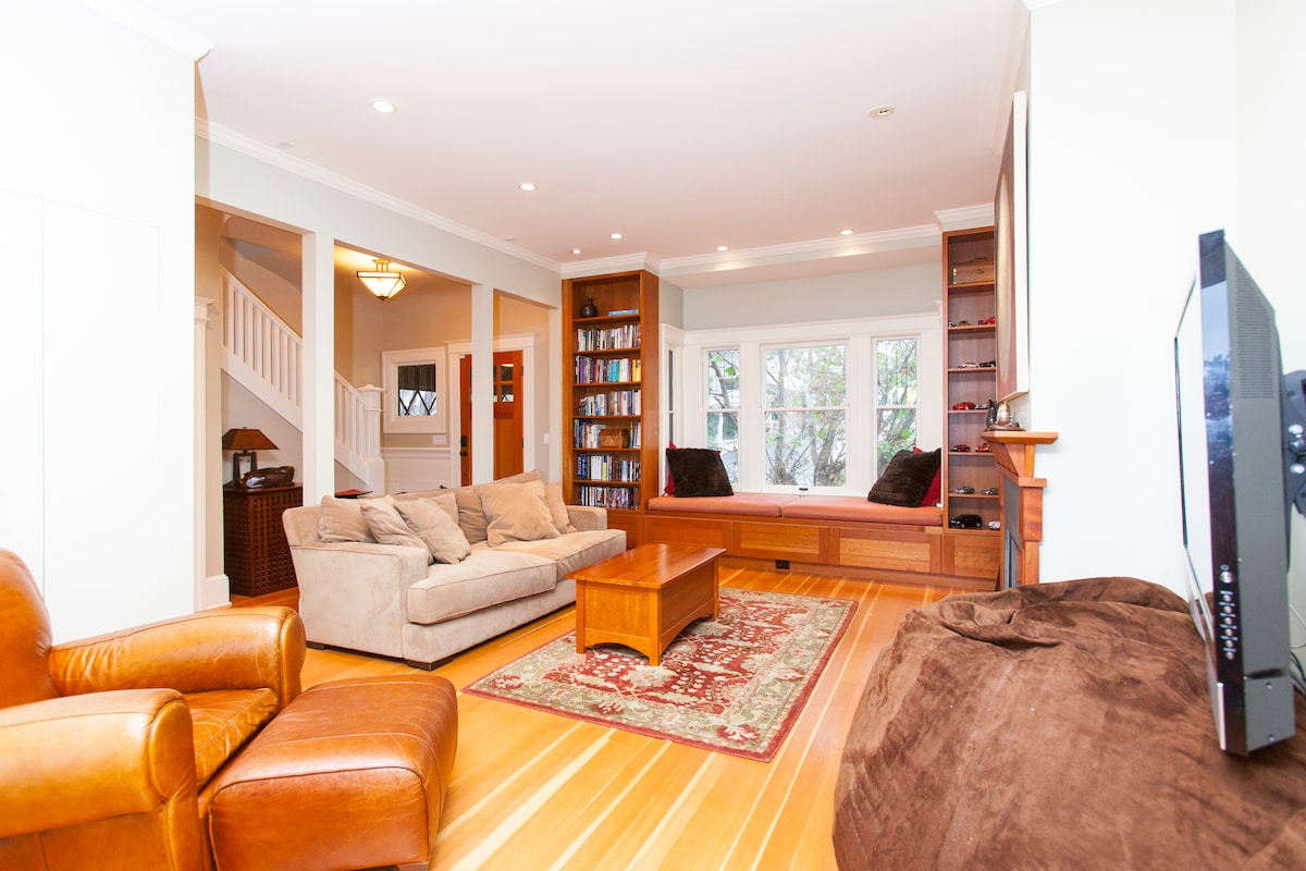 Noe Valley 3BR/2.5 BA w/ views