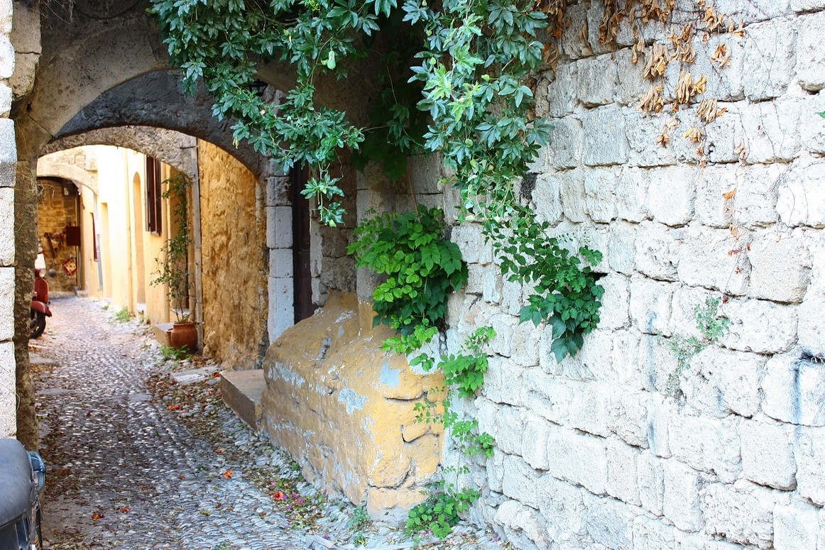 oldtown villa next 2 Agios Fanouris