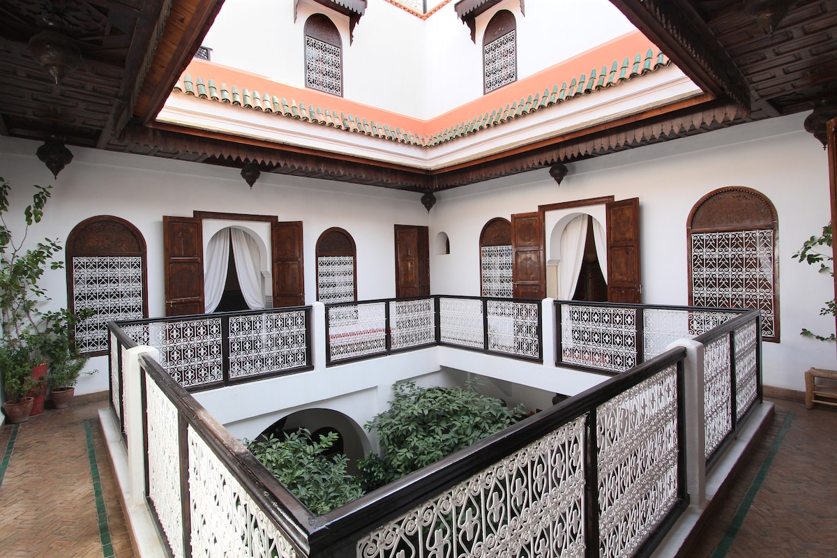 Riad de l'Orientale: Real Morocco
