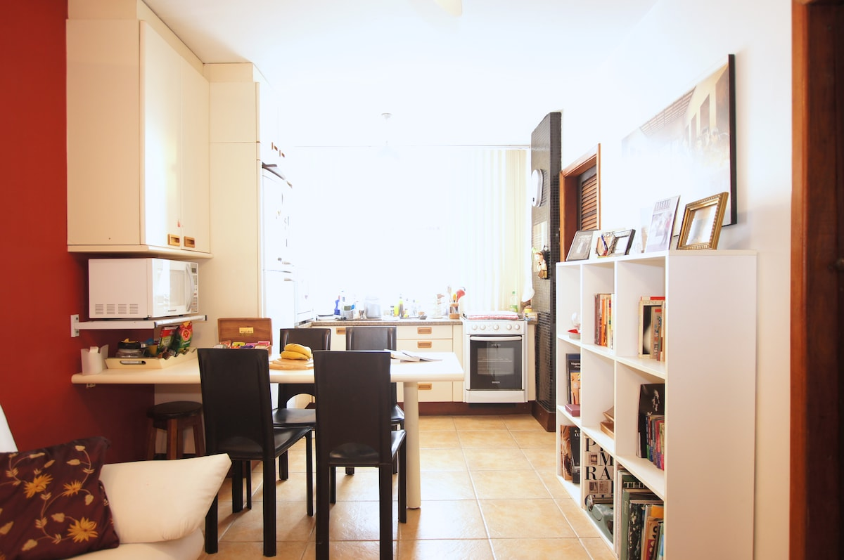 Duplex - 50 meters from the beach