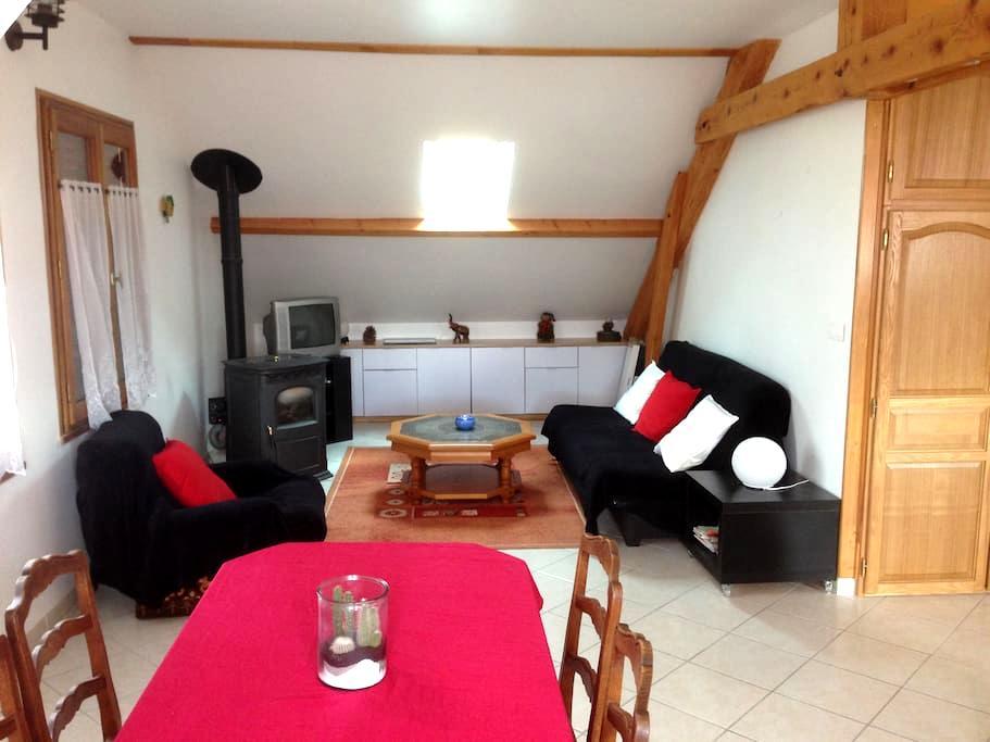 Appartement dans maison de caractère avec jardin - Mende - Appartamento