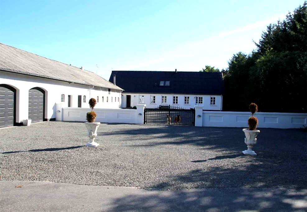 Bed & Breakfast i Øster Hurup - Hadsund
