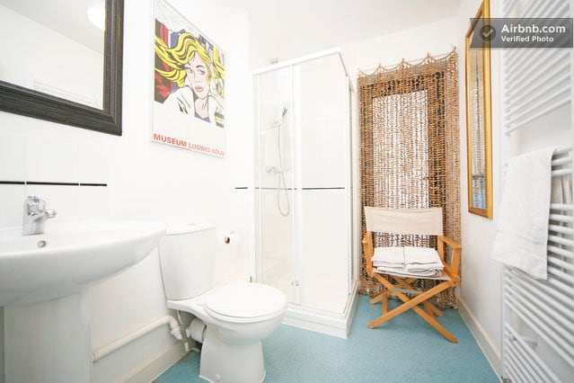 Arty Room,Ensuite Bathroom,KingsX