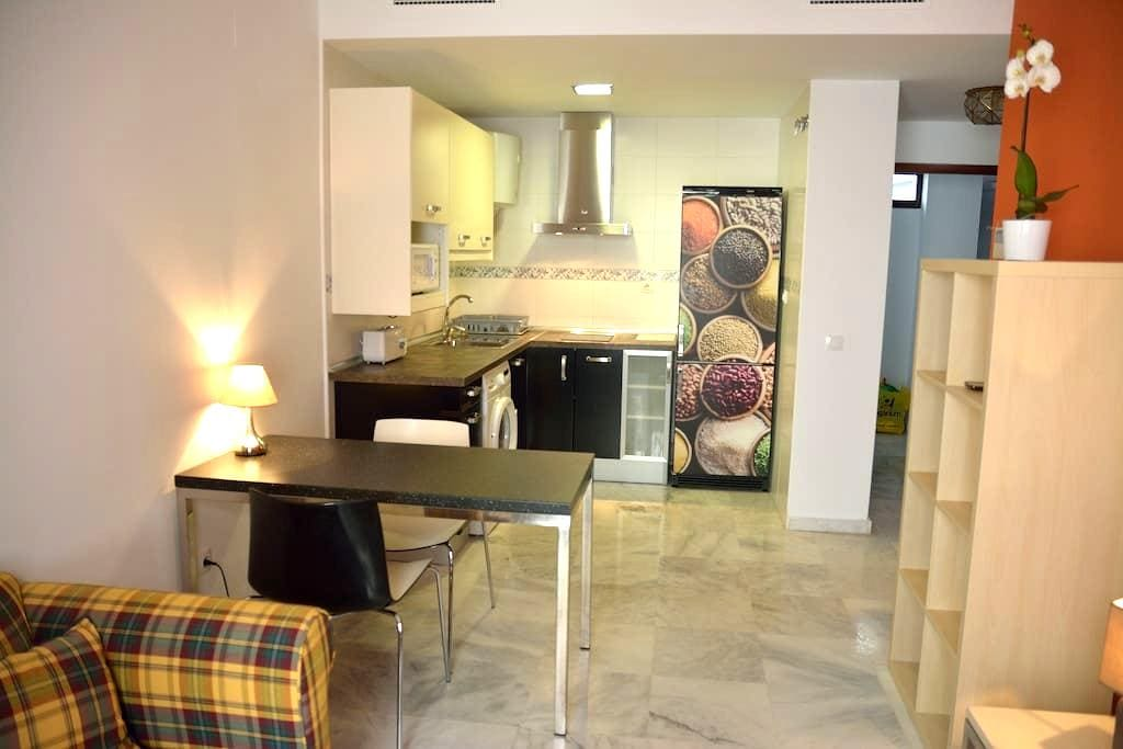 Apartamento Jerez Centro parking - Jerez de la Frontera