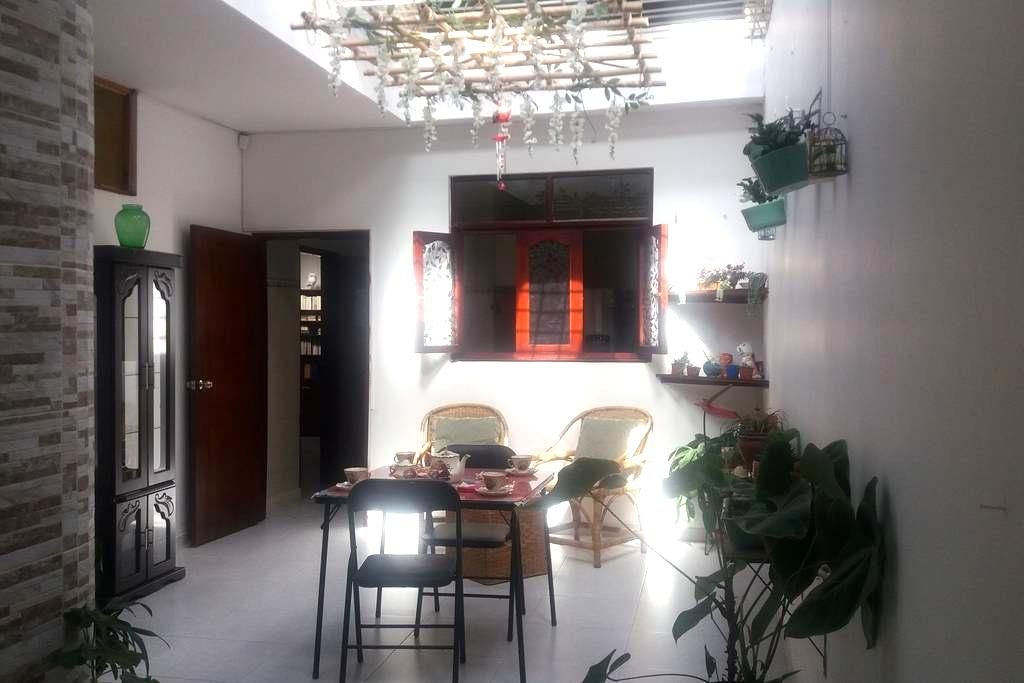Two bed room near city center - Popayán - House