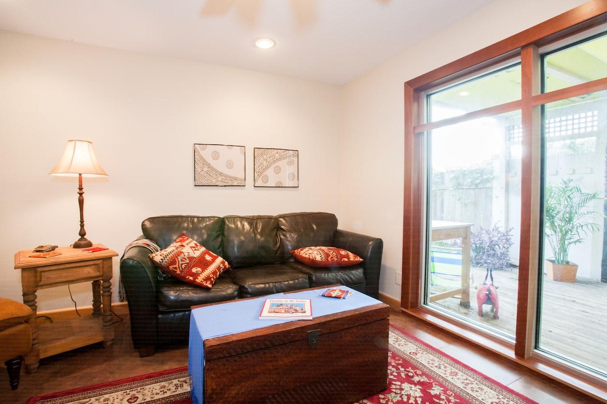 Cozy Room near Zilker/So.Lamar/Bus!