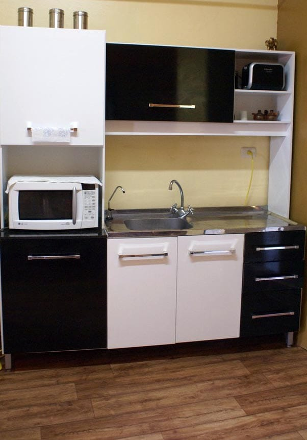 We also have a 4 burner cook-top and large oven. Brand new Samsung refrigerator and Bosch front loading washing machine