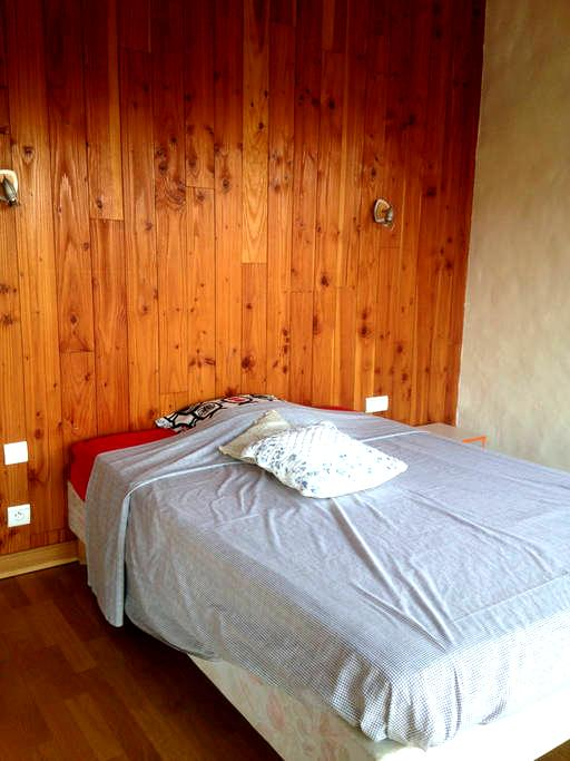 chambre privé au pied du village de Saint-Paul - Saint Paul de Vence