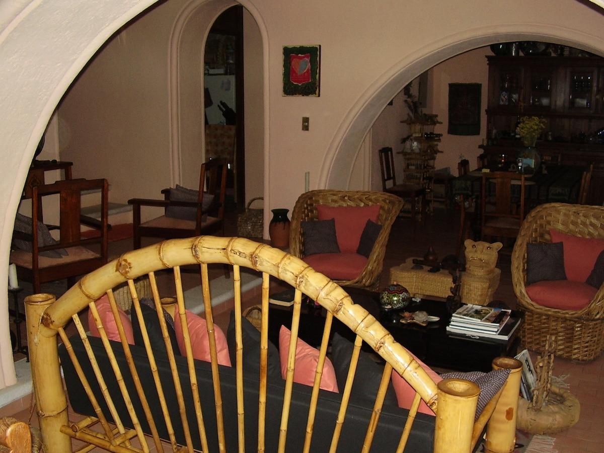 Perfect location for Guanajuato