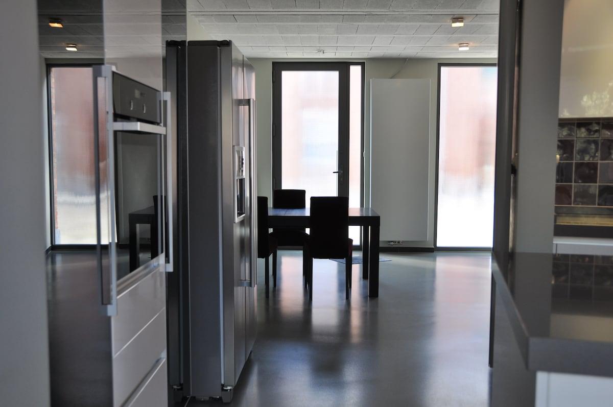 Ground Floor / entrance view
