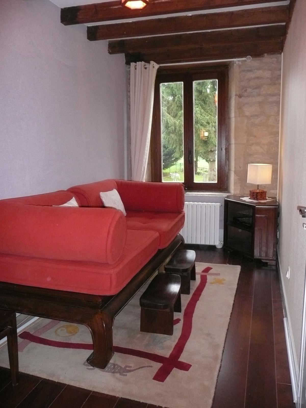 Le Clos d'Ardennes salon privatif /private tea room