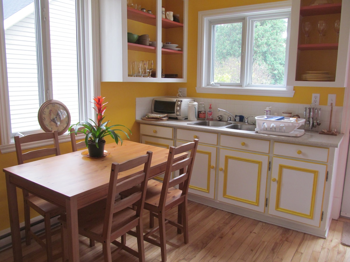 4 1/2 apartment in Vieux-Longueuil