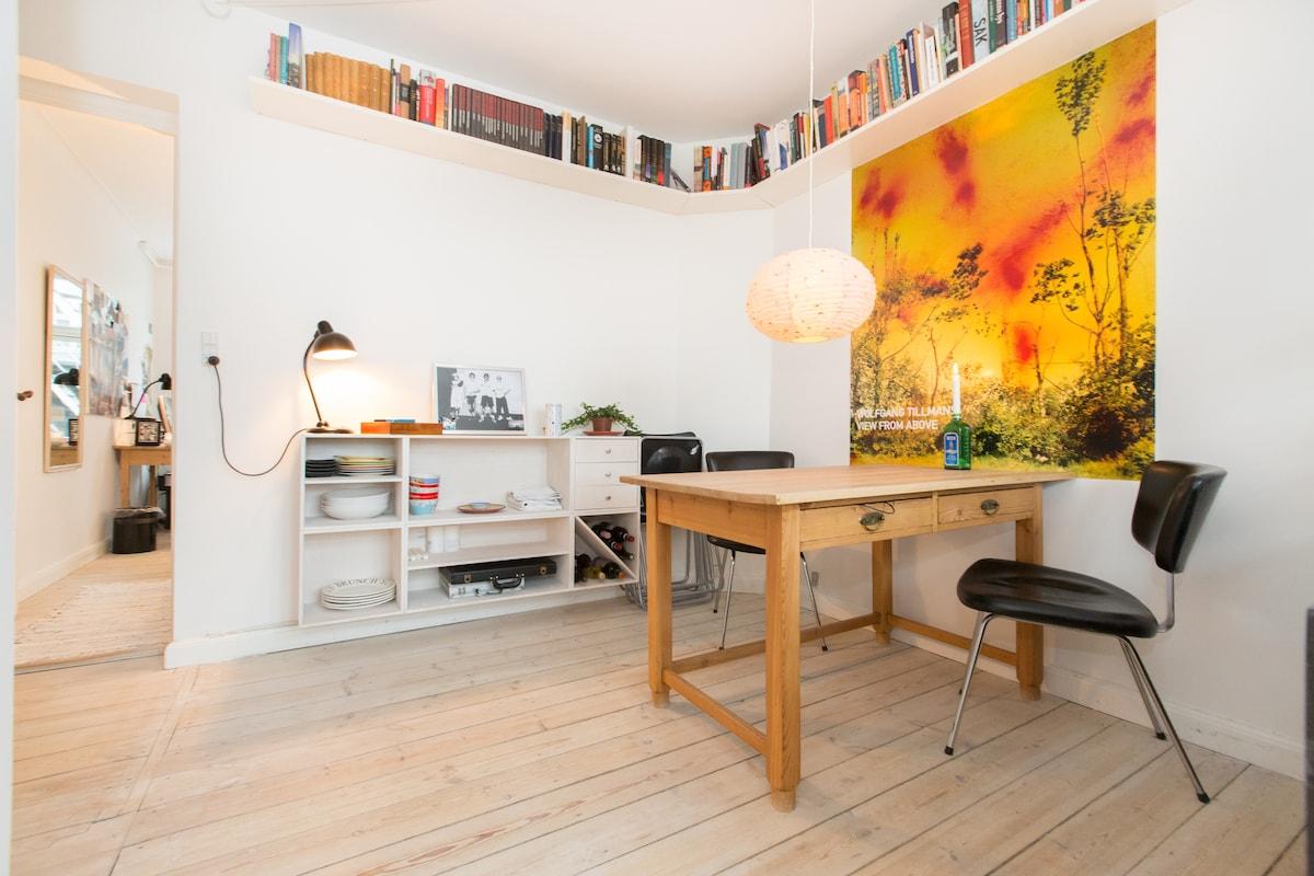 Live by charming Guldbergsgade