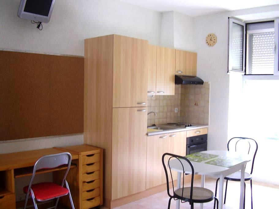 Studio tout équipé pour vacance ou travail - Luçon - Appartement