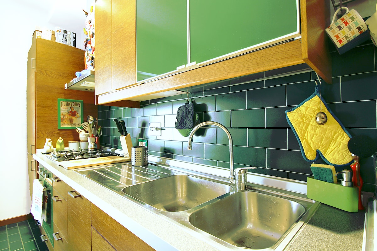 Cozy apartment close to Rome center