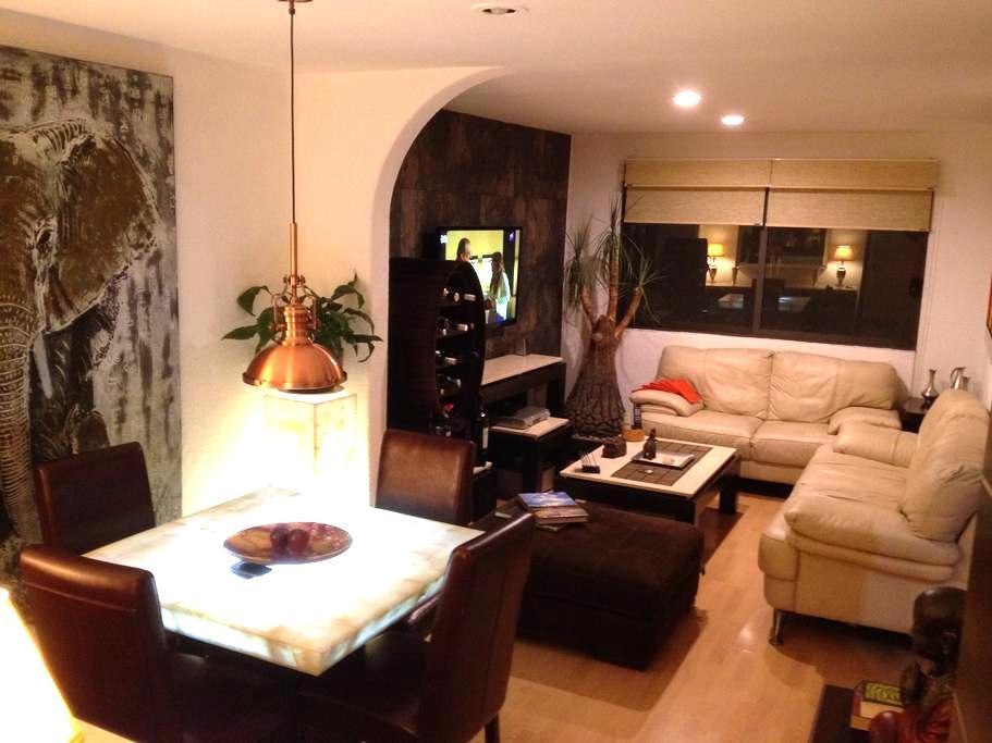 Bonito departamento de 62 m2 acogedor y centrico - Ciudad de México - Byt