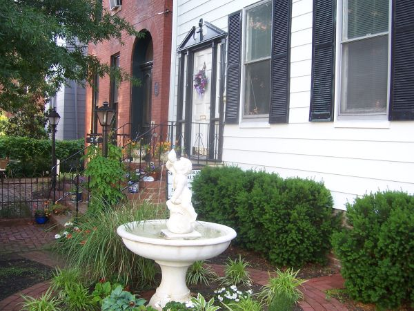 In the Heart of the Historic District