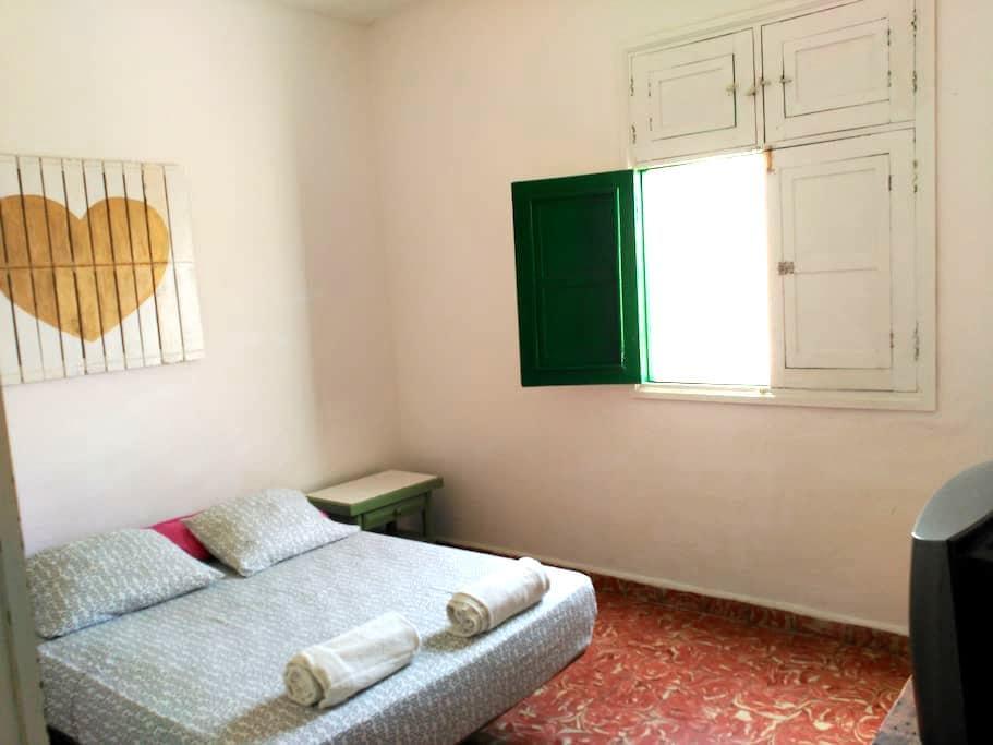 Aloha-T Tazarte Double Room - La Aldea de San Nicolás - Hus