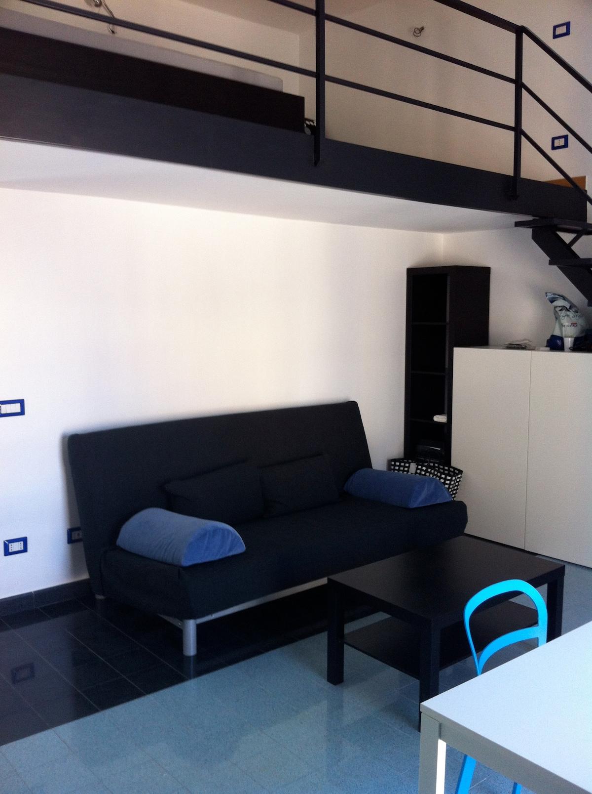 Blue Flat - Chiaia Area - tworoom