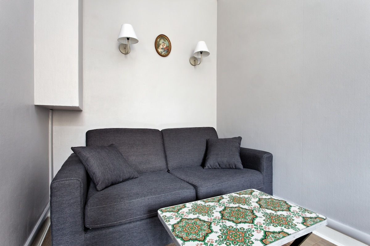 Lovely flat MONTMARTRE ABBESSES