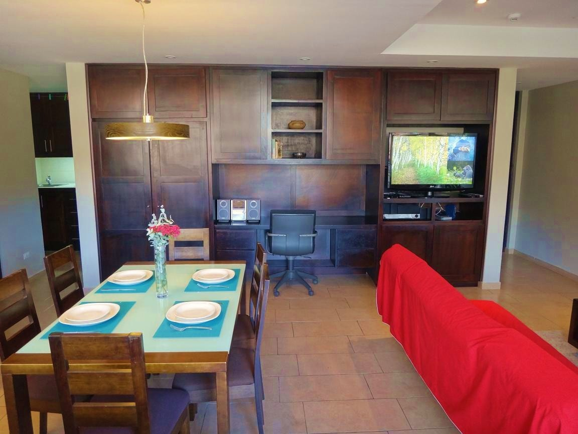 Dining Room and Living / Comedor y Sala