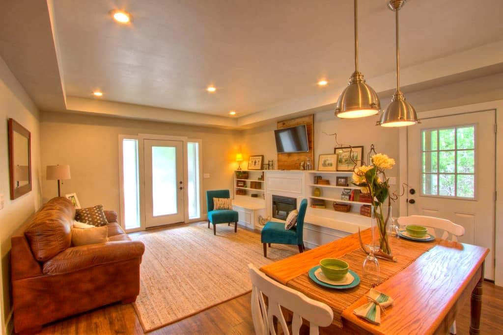 Scenic Springs Cozy Cottage - Helotes