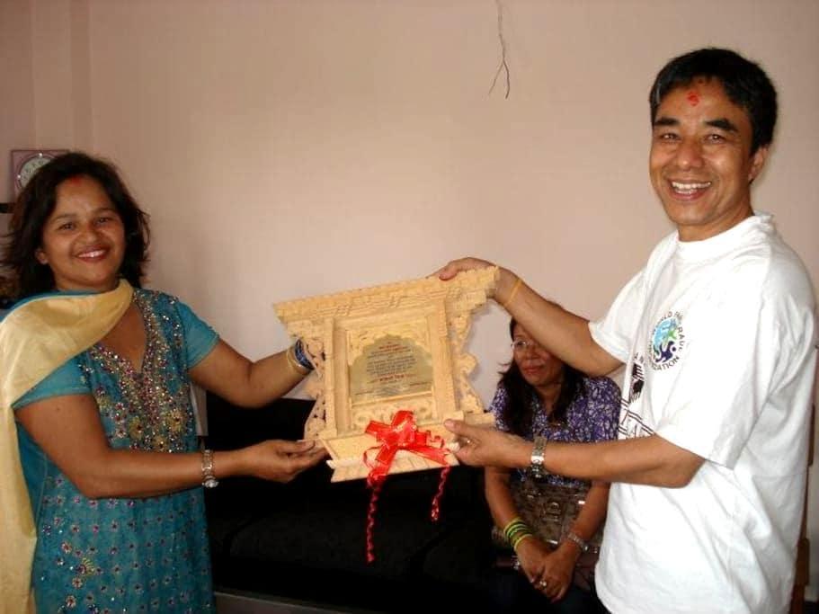 Nyatapola Guest House - Feel @ Home - Bhaktapur - Oda + Kahvaltı