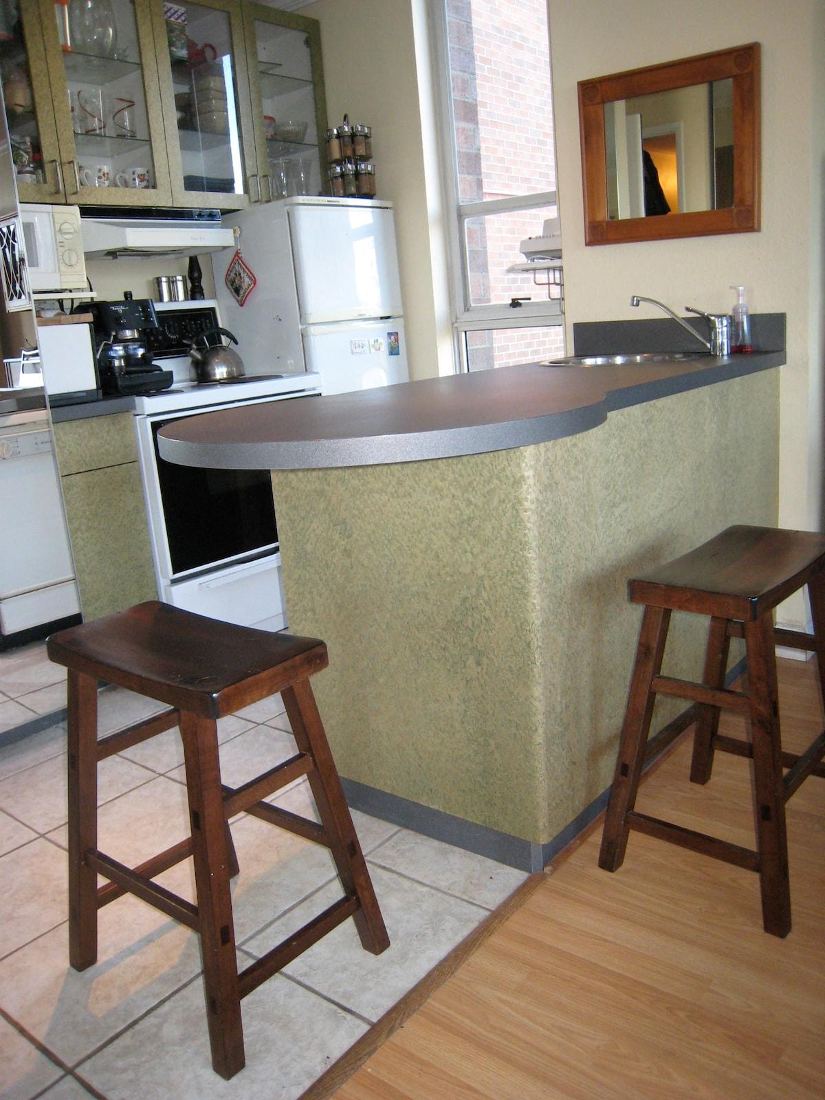 Kitchen 2nd angle