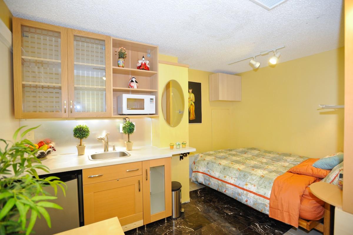 Austin Zen Stay / Model Room 14