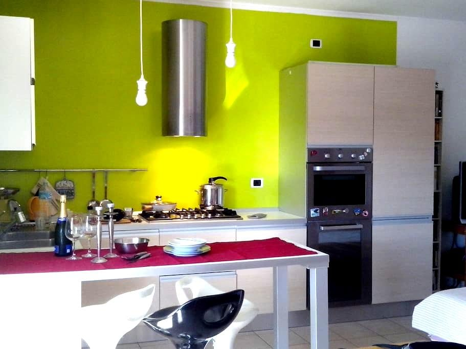 Appartamento  con terrazzo e Wi-Fi (2+1 posti) - Dogana - Apartamento