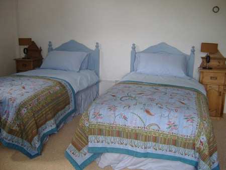 Bedspreads from Paris