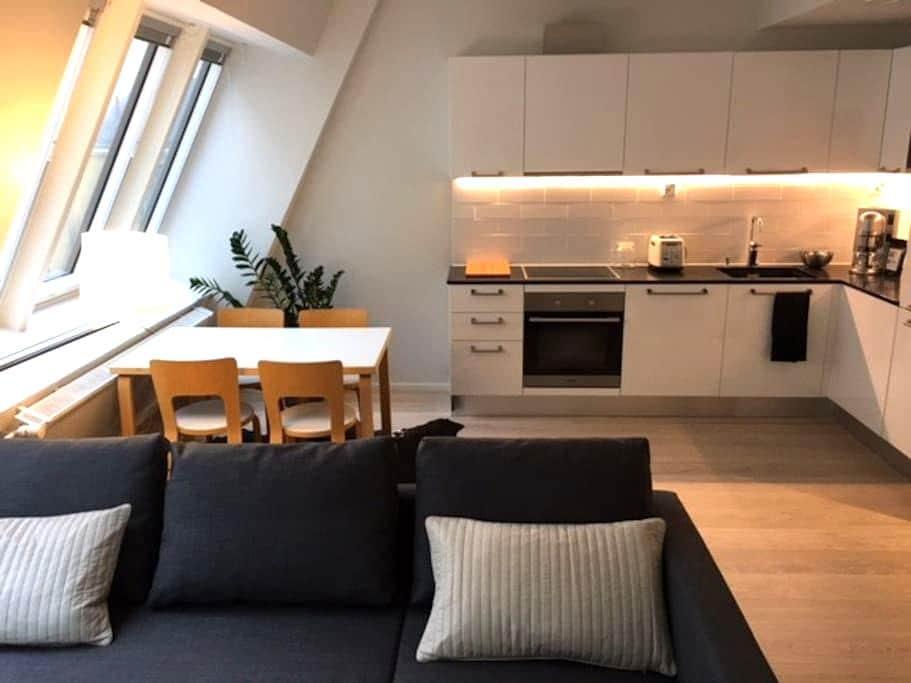 BRAND NEW apartment - BEST LOCATION in Helsinki - Helsingfors - Lyxvåning