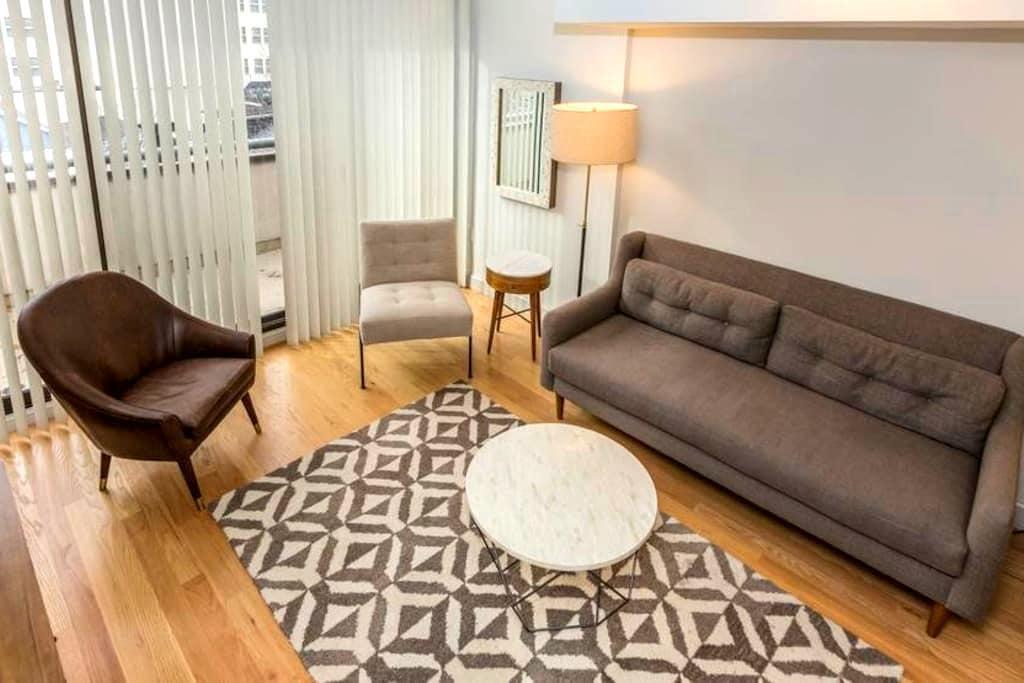 Downtown Princeton Loft Apartment - Princeton - Apartmen
