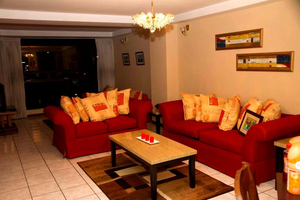 Cozy & great location apartment in the hotel zone. - Guatemala - Lakás