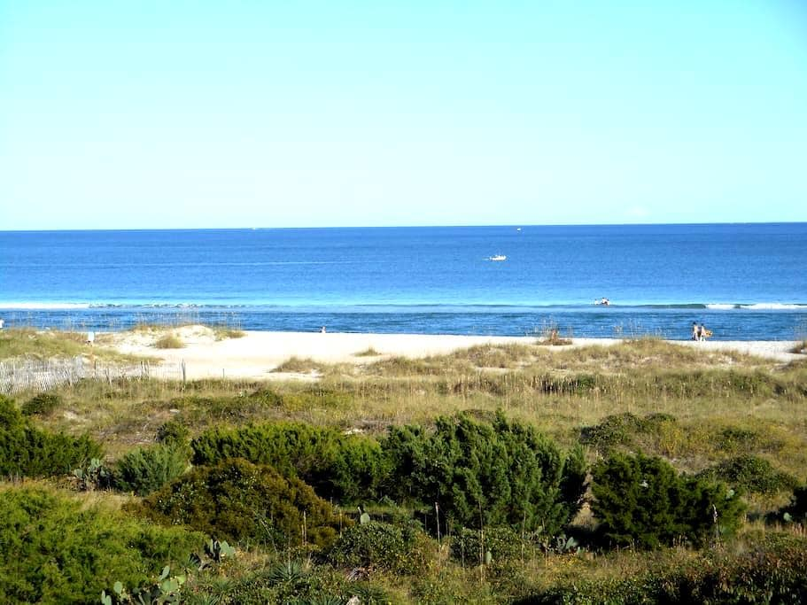 Seaside Sanctuary - Wrightsville Beach