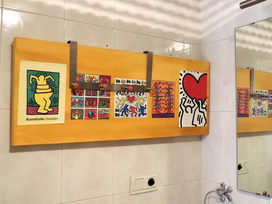 Apto coqueto centro Granada - Granada - Apartamento