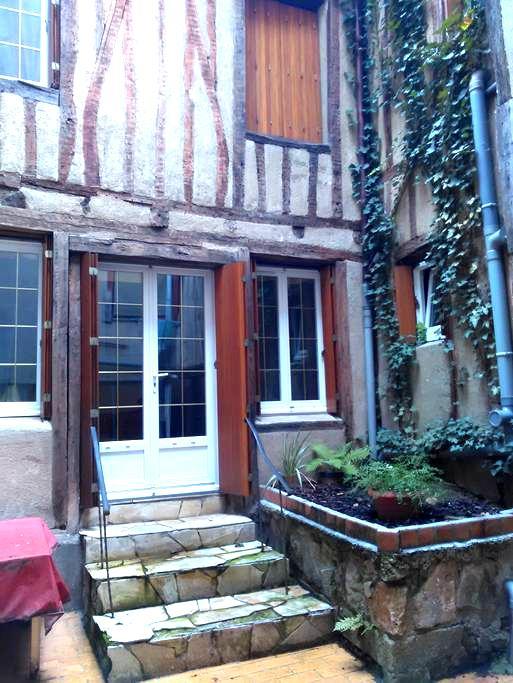Maison au calme en coeur de ville! - Limoges - Casa