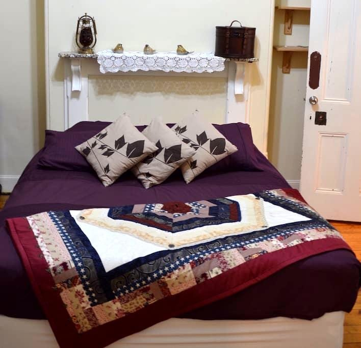 Room for a family in Heart of CBD - Albany - Casa