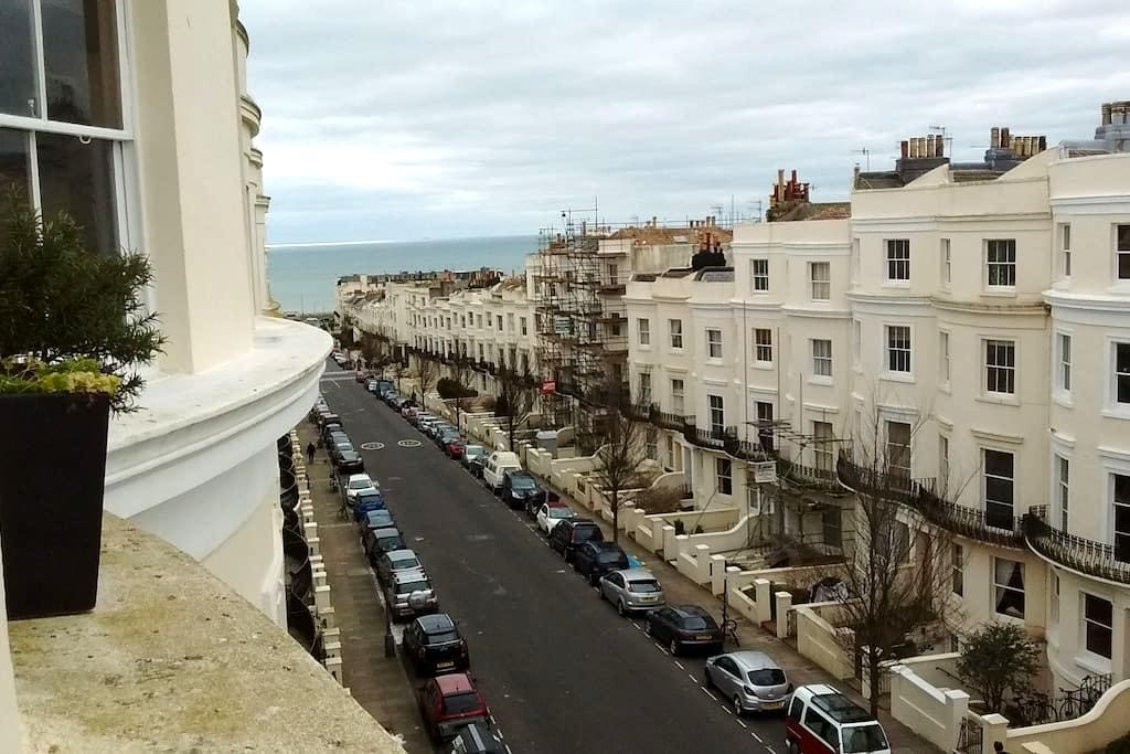 Beautiful central Hove flat close to seafront - Hove - Appartement
