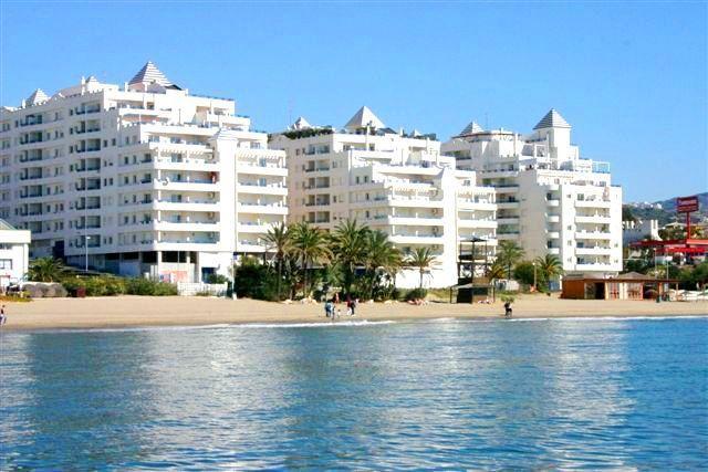 Stunning Apartment on the Beach 362