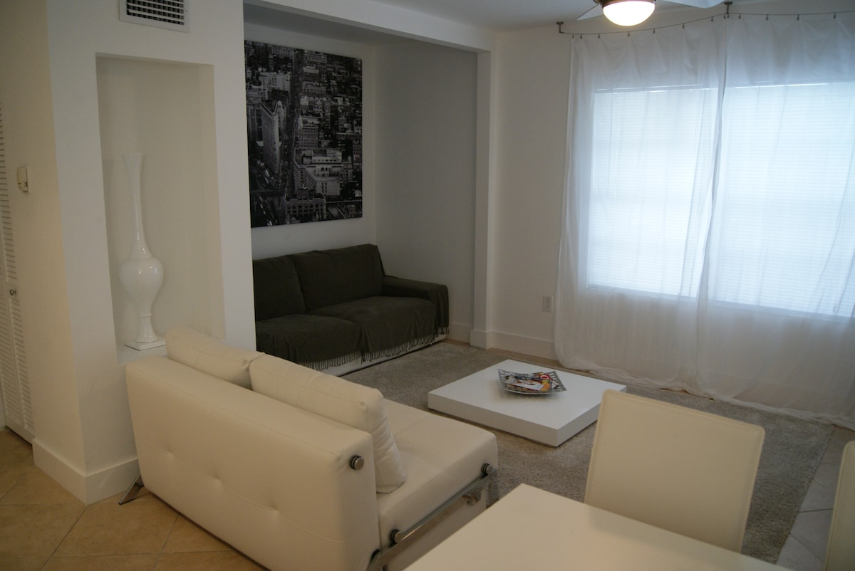 Charming 1 bedroom in South Beach