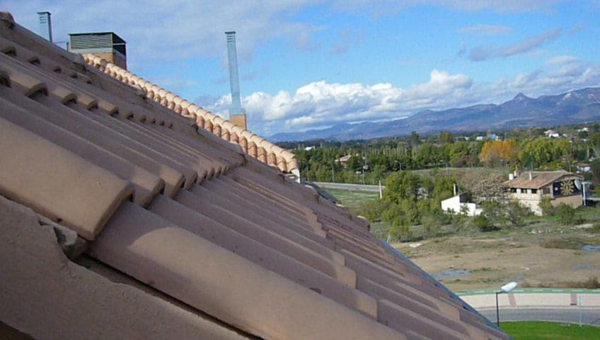 Beautiful penthouse in Huesca