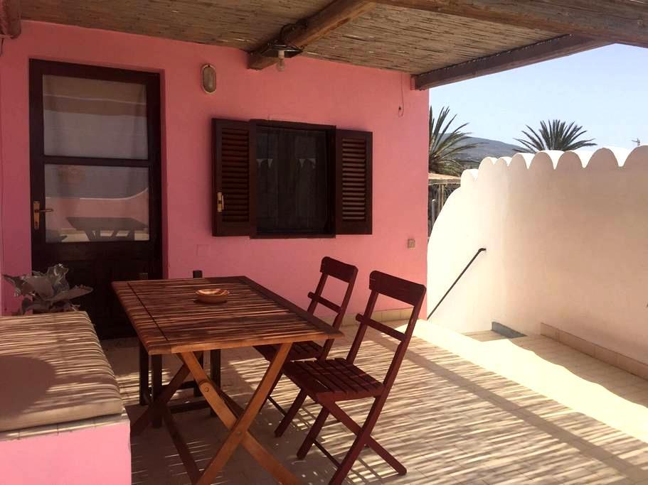 La Casa Sul Tramonto - Pantelleria - Haus