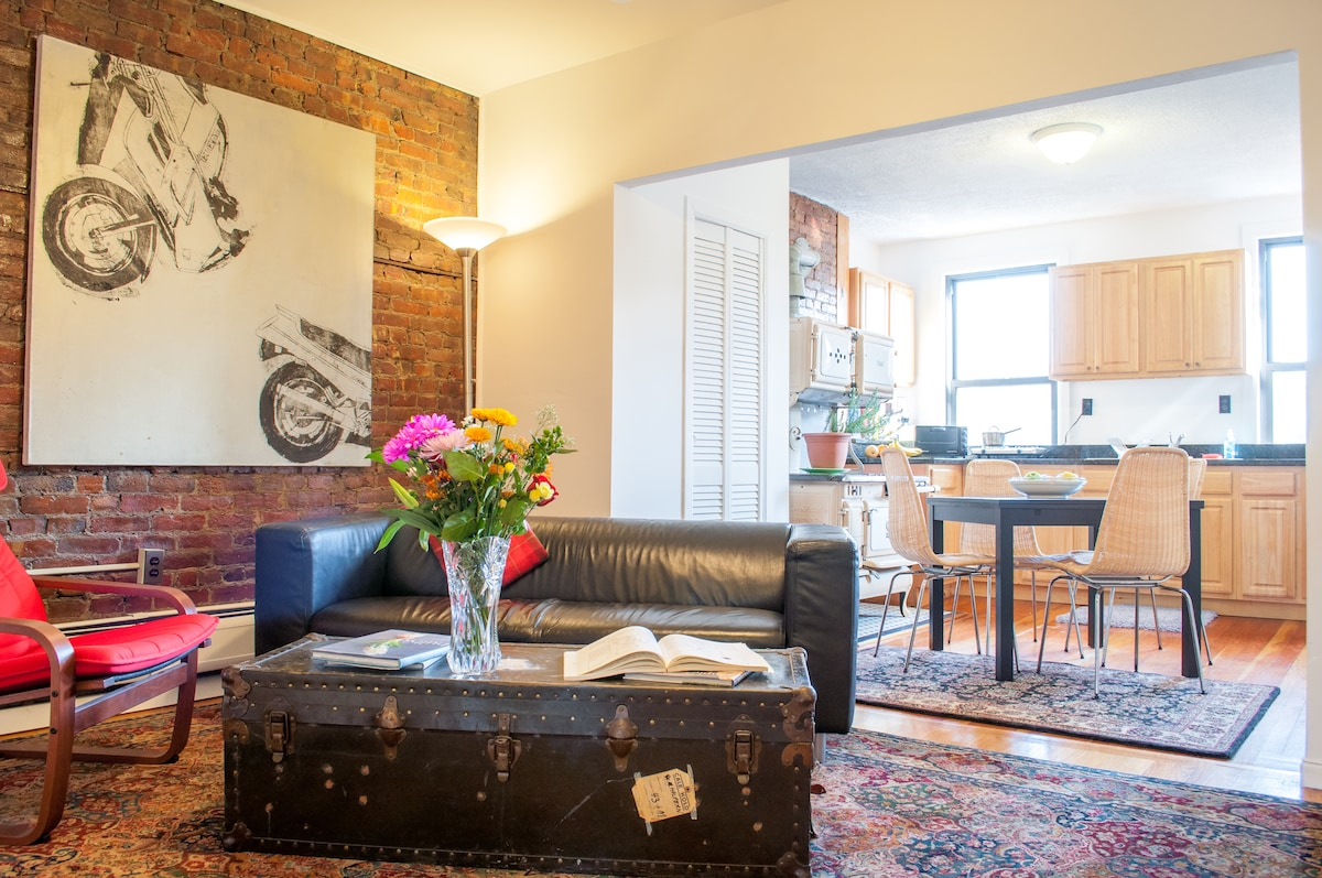 A Lovely Apartment Minutes to NYC